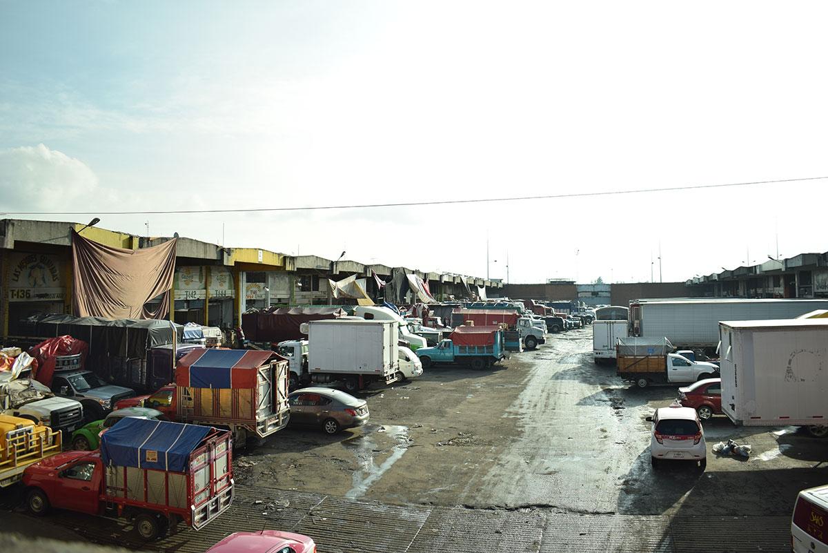 Mercado México – Exterior Carga