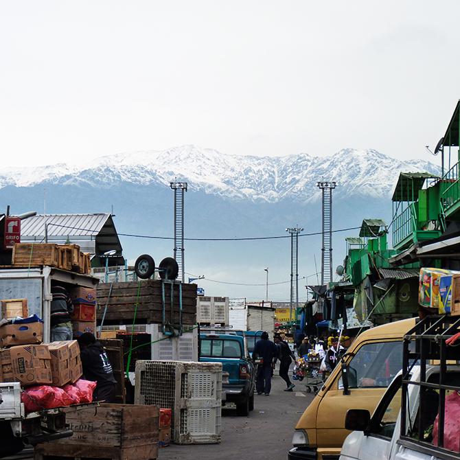 Mercado Lo Valledor